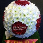 3d football hydes florist ball