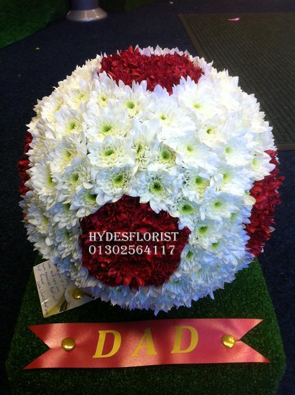 Black Bumble Bee >> Hydes Florist - Funeral Tributes