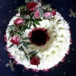 Based Wreath3 funeral tributes hydes florists doncaster