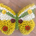 Butterfly Hydes Florist Doncaster Funeral Flowers