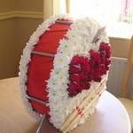 Drum hydes florist doncaster funeral flowers