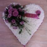 Heart hydes florist doncaster