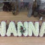 Nanna hydes flroist doncaster