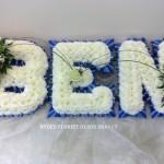 based funeral letters hydes florist doncaster