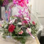 basket hydes florist doncaster mothersday