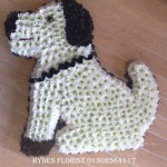 doggy funeral tribute hydes florists doncaster