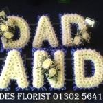 funeral letters hydes florist doncaster