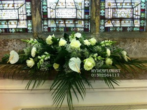 hydesflorist Funeral Tribute