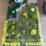 my garden funeral tribute hydes florists doncaster
