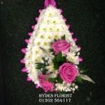 tear drop hydes florist doncaster