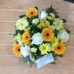 yellow posy hydes florist doncaster
