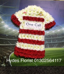 doncaster rovers shirt