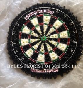 dartboard dart board   £200