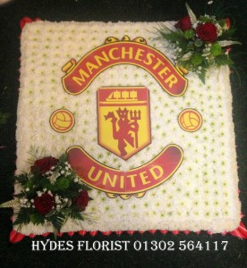 manchester united funeral tribute