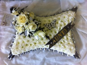 pillow  £50 (small)