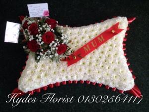 pillow red  £65 (medium)